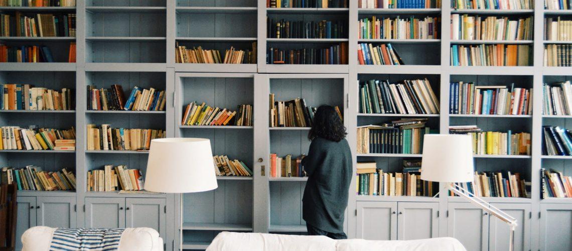 débarras de bibliothèque